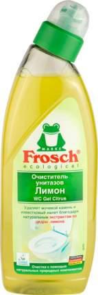Очиститель унитазов Frosch лимон 750 мл