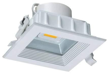 Встраиваемый светильник Uniel 4200K ULT-D02C-10W/NW