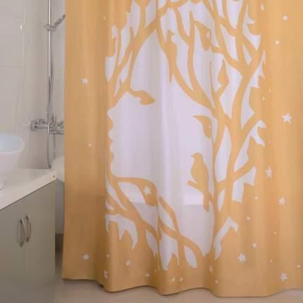 Штора для ванной IDDIS Golden Nimph