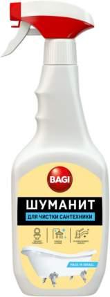 Чистящее средство для сантехники Bagi шуманит 500 мл