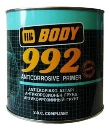 Грунт BODY 992, черный, 1 кг