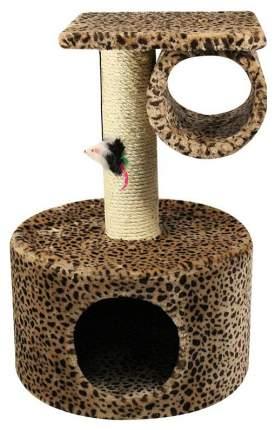 Комплекс для кошек Triol 2ур. 62см 39см цвет в ассортименте