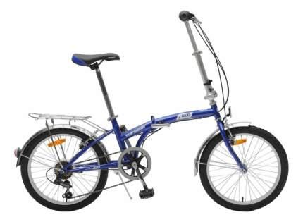 Велосипед двухколесный Top Gear Eco 20 синий