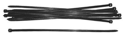 Хомуты нейлоновые FIT 60393 для проводов 200x3,6 мм 100 шт Черный