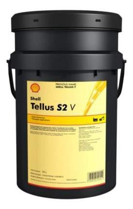 Гидравлическое масло Shell Tellus 20л 550031541