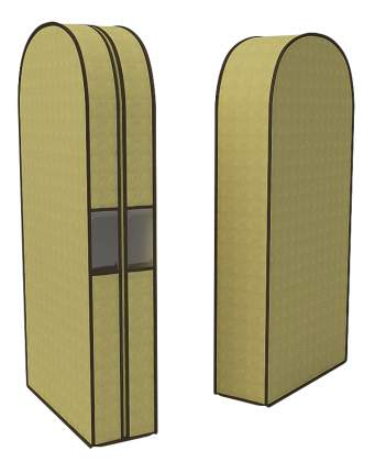 Чехол для одежды CoFreT Классик 20 х 60 х 100 см бежевый