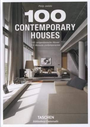 Книга 100 Contemporary Houses