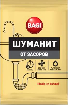 Средство для очистки труб и сливов Bagi шуманит 70 г