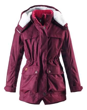 Куртка детская Reima Reimatec Winter Jacket Pirkko бордовая р.122