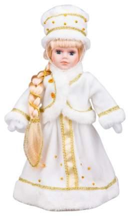 Кукла новогодняя Яркий праздник Снегурочка Влада 30 см
