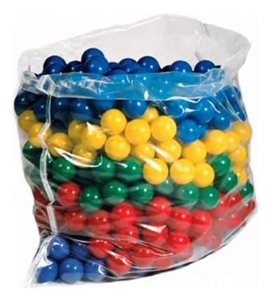Шарики для сухих бассейнов Кассон Разноцветные 500 шт.