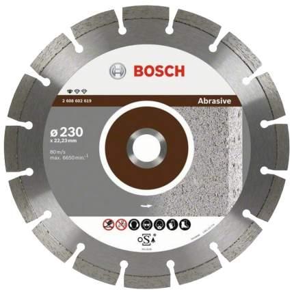 Алмазный диск Bosch Stf Abrasive230-22,23 2608602619