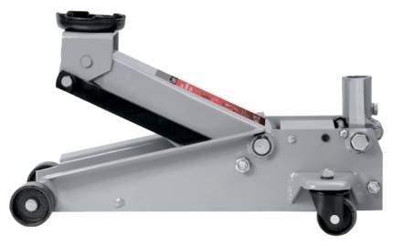 Домкрат гидравлический подкатной Matrix 51047 3 т 130-465 мм быстрый подъем