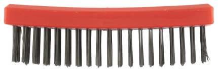 Щетка металлическая MATRIX 6-и рядная 74819