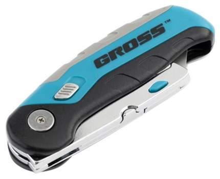 Нож строительный Gross 78882
