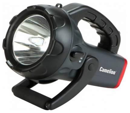 Туристический фонарь Camelion Akku Profi черный, 2 режима