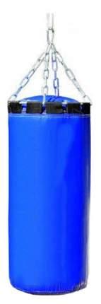 Боксерский мешок ПВХ 20 кг красно-синий
