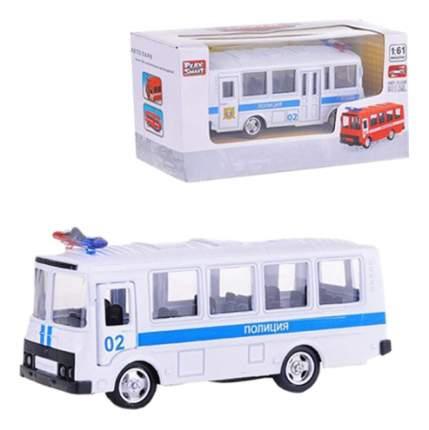 Городской транспорт Play Smart Автопарк: ПАЗ - Полиция Р49231