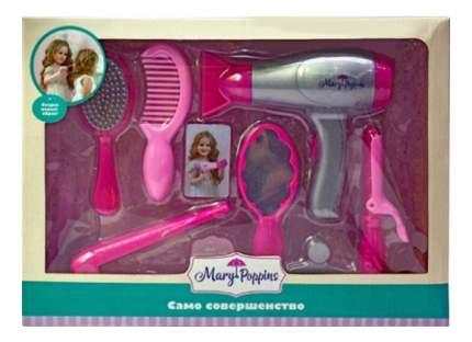 Набор парикмахера игрушечный Mary Poppins Само совершенство серебро
