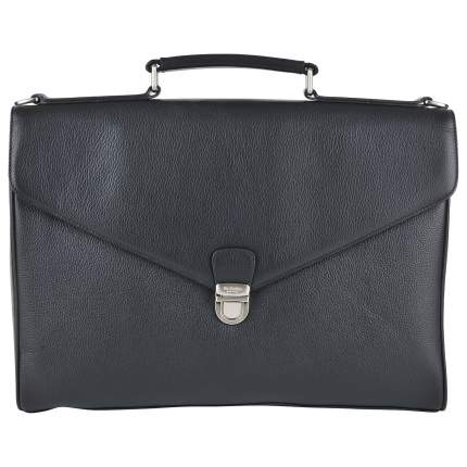 Портфель мужской кожаный Dr. Koffer B402612-220-04 черный