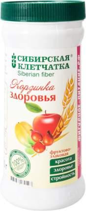 Клетчатка Сибирская корзина здоровья фруктово-злаковая 280 г