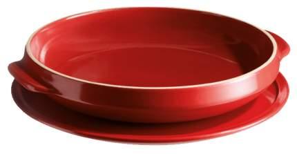 Набор для выпечки пирога Emile Henry Татен Красный
