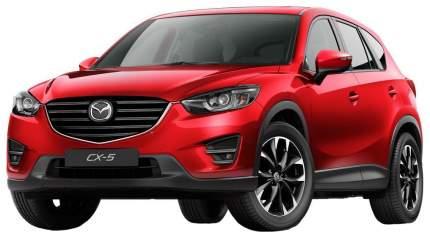 Машинка Модель машины Welly 1:34-39 Mazda CX-5 Красный 43729