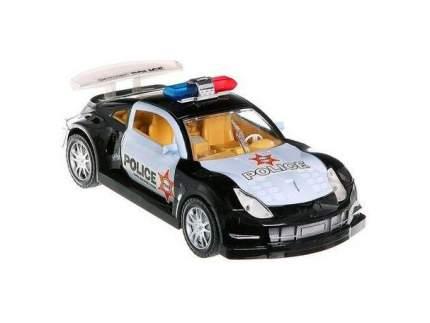 Машинка инерционная Shenzhen toys novel specia Полиция В66412