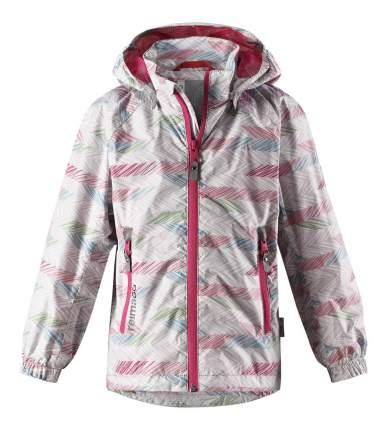 Куртка детская Reima Zigzag р.140 серая 521549-9142