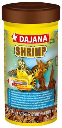 Корм для рептилий Dajana , креветка, 0.07кг