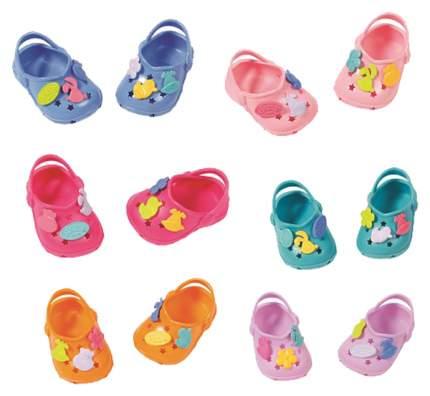 Сандали фантазийные 824-597 для Baby Born Zapf Creation, в ассортименте
