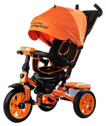 Велосипед трехколесный Lamborghini L5 Panorama Оранжевый L5O