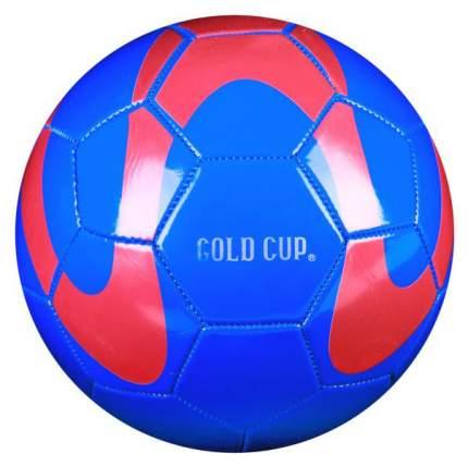 Футбольный мяч Gratwest Т81424 №5 blue