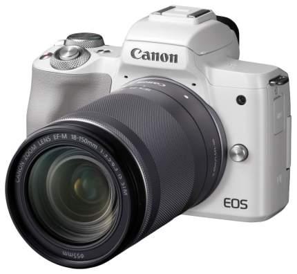 Фотоаппарат системный Canon EOS M50 18-150 White