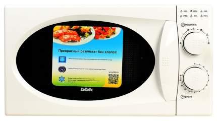 Микроволновая печь соло BBK 20MWS-803M/W white