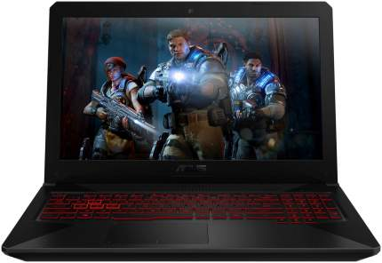 Ноутбук игровой Asus TUF Gaming FX504GD-E4267T 90NR00J3-M09970