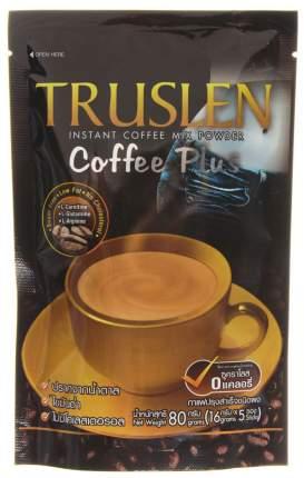 Кофейный напиток Truslen coffee plus растворимый 16 г 5 штук