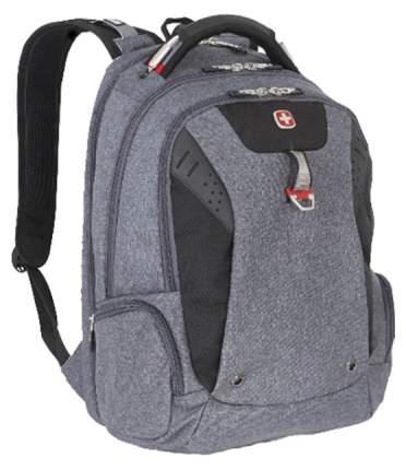 Рюкзак Wenger ScanSmart серый 35 л