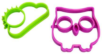 Форма для запекания Bradex TK 0162 Фиолетовый, зеленый