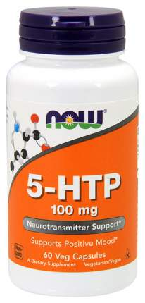 5-HTP 100 NOW Sports, 60 капсул