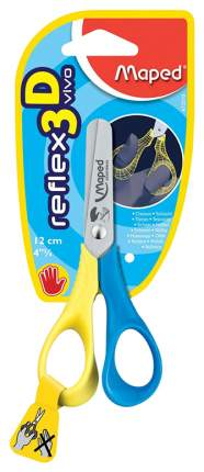 Ножницы канцелярские Maped 472510 1 Желтый, голубой