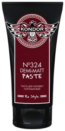 Средство для укладки волос - Паста полуматовая Kondor Demi-matt Paste №324 50 мл