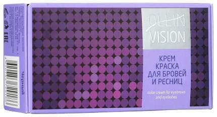 Краска для бровей Ollin Professional Ollin Vision Set Black 20 мл