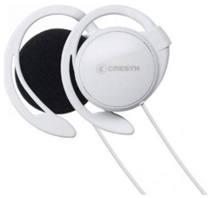 Наушники Cresyn C150H White