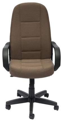 Кресло руководителя TetChair CH747, коричневый