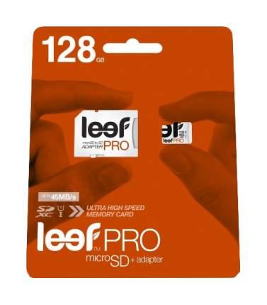 Карта памяти Leef Micro SDXC LFMSDPRO-12810R 128GB