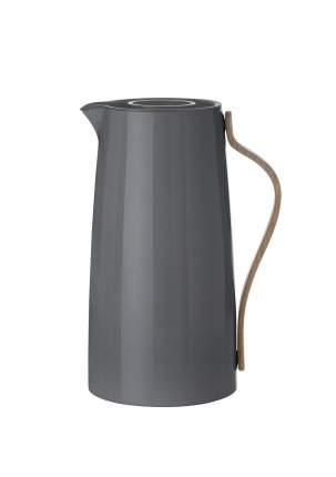 Вакуумный кофейник Emma 1,2Л. Материал: окрашенная нержаеющая сталь, бук. Страна: Китай