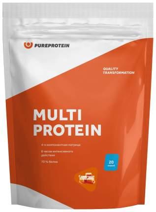 Протеин PureProtein Multi Protein 600 г сливочная карамель