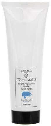 Маска для волос Egomania Richair Intensive Repair Mask Vitamin E 250 мл
