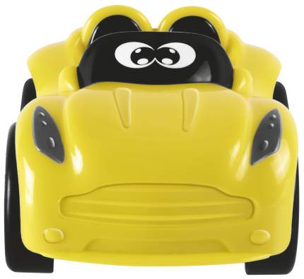 Машинка пластиковая Chicco Dozzy желтая